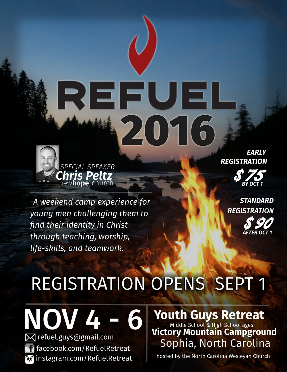 Refuel Poster