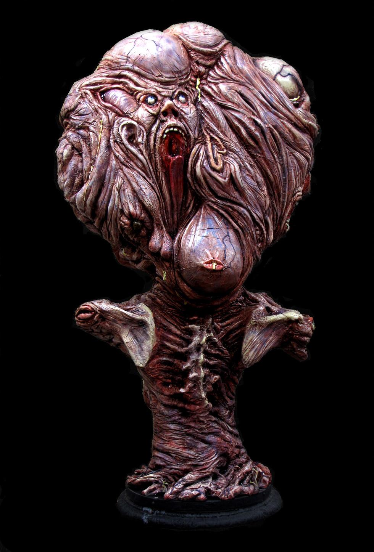 Proteath Sculpture Back