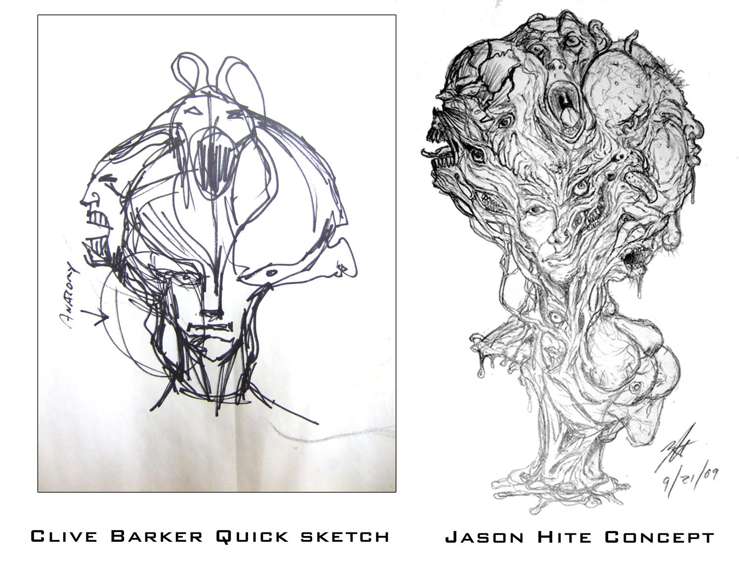 Proteath Concept Sketch