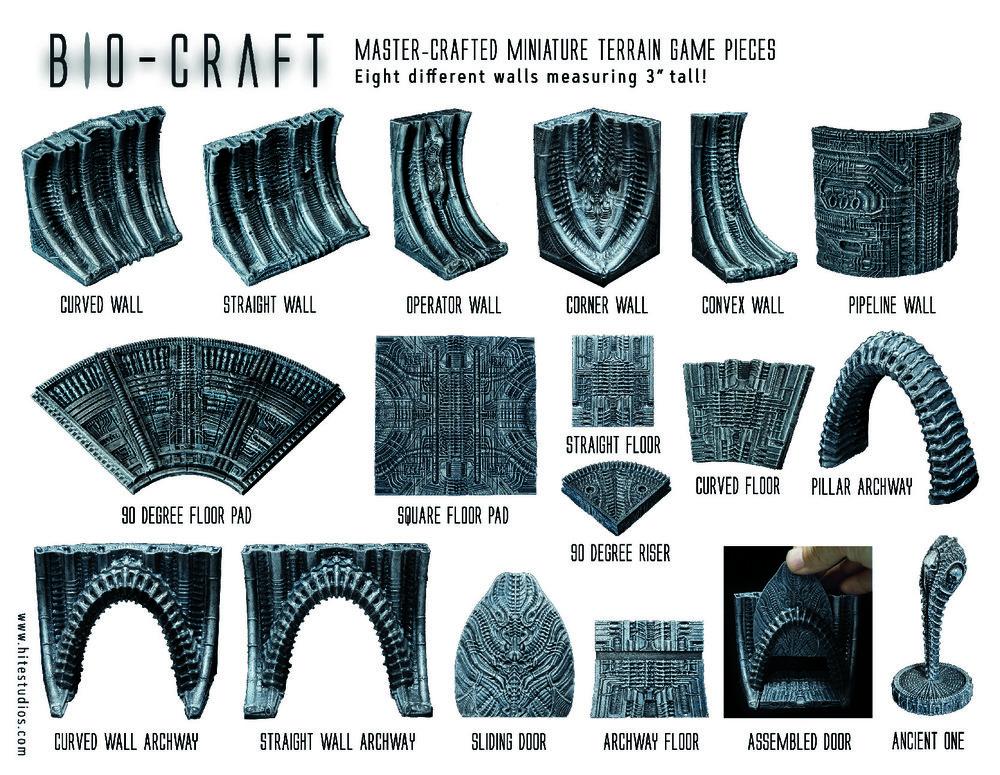 Bio-Craft Parts