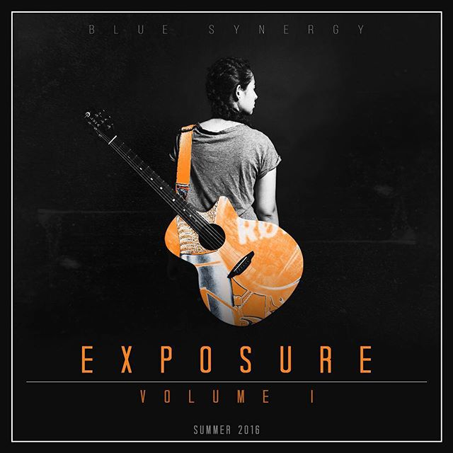 *@blue_synergy* have done the album cover justice! #July10th #ReleaseDate 🎙🤘🏼🎶 ------------------------- The EXPOSURE Volume One album will be featuring: @ghazibalucci @emaanzadjali @moonssalah as well as • Vidya Ram • Mohammed Tabish • Ernst Schwan • Jacob Quinn ------------------------- #SupportYourLocalMusicians