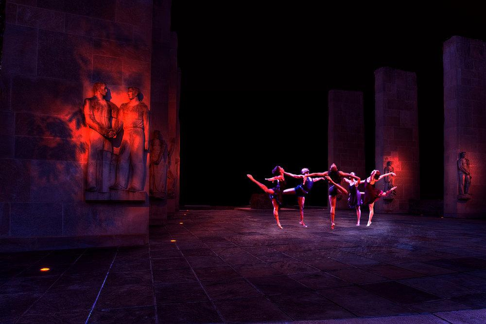 STUDENT DANCE ORGANIZATION