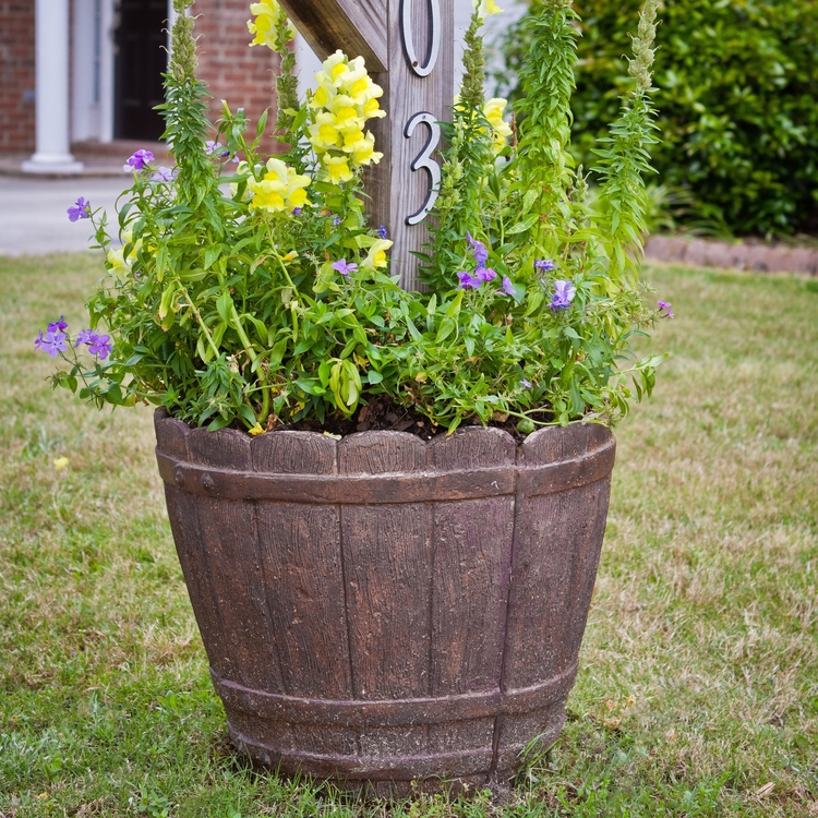 Mailbox Planters Mpg Planters