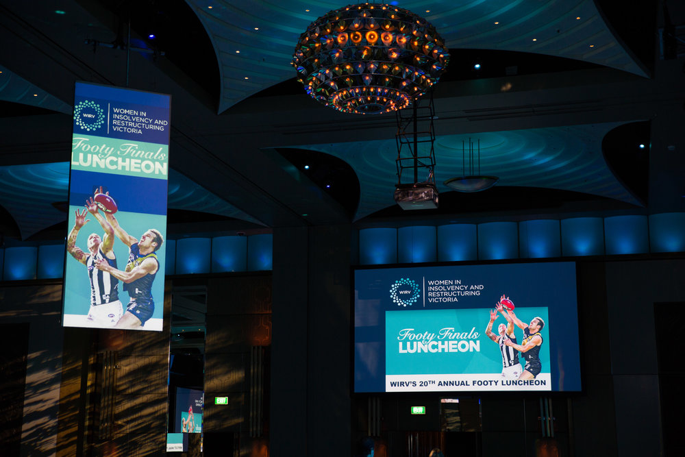 WRIV 20th Annual Footy Luncheon -