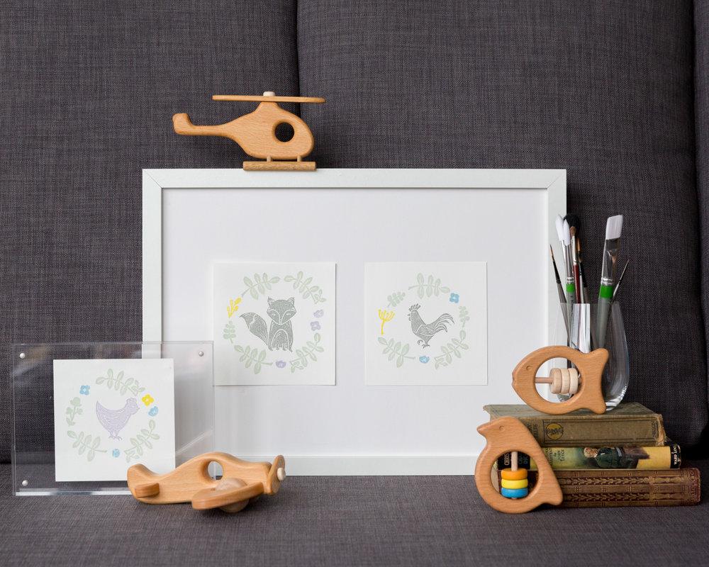 Milton Ashby & Fern Designs -