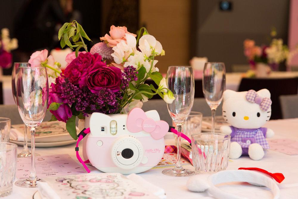 We are Hello Kitty High Tea -