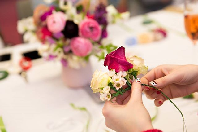 Photography for Hello Kitty @wearehellokitty #hellokittygang high tea at @QTMelbourne. Image: Flower crown workshop. Stunning florals by @toriallen_events. . Album on www.jamonyourcollar.com.au, link in bio. . @jam.on.your.collar.photography @stylecounselpr @toriallen_events @iscreamnails @alicehoney @leblondefox @felixandscott @cuppyandcake @kerrytangy @taramilktea @katehannah @shanchansen @therubycanvas @alexiapetsinis @simple.blanc @thegirlwholivedforclothes