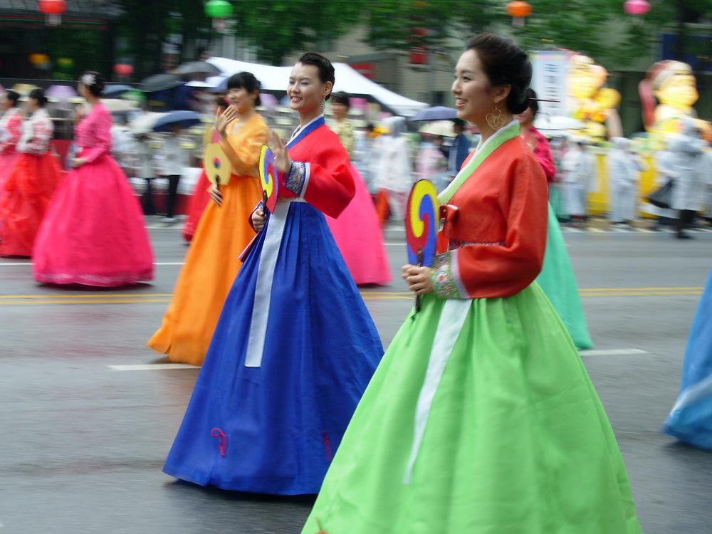 Hi Seoul parade