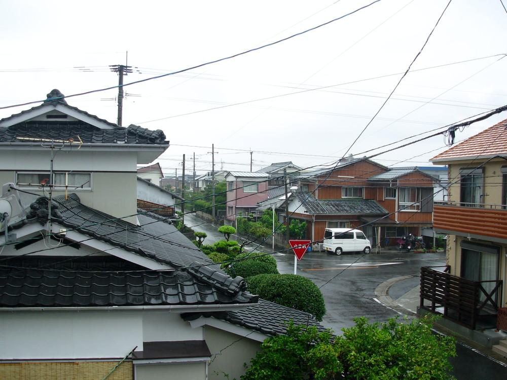 Nobeoka houses