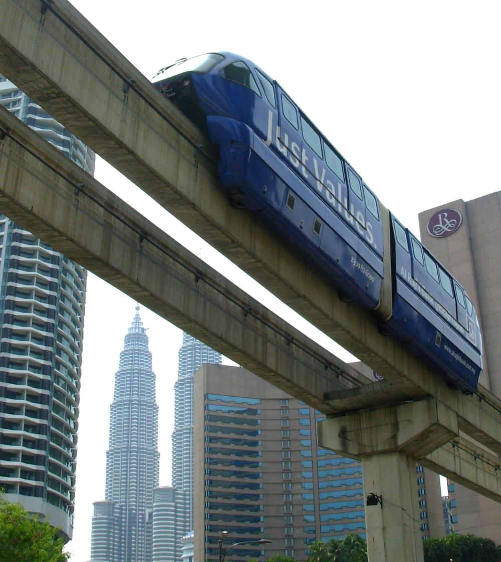 Taking transit in Kuala Lumpur