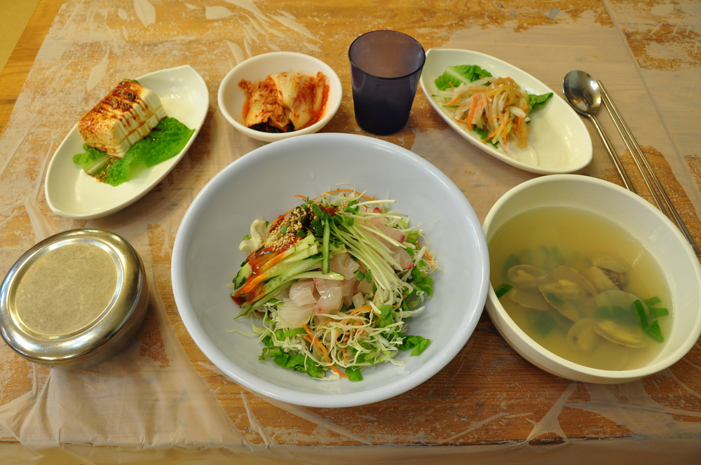 Travel like a local tip #7: Eat where the locals eat...and you'll find some delicious food.
