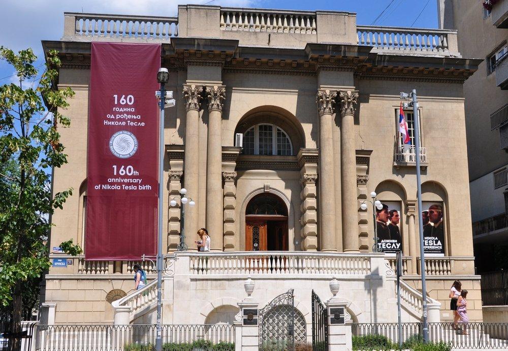 The Nikola Tesla Museum, Belgrade