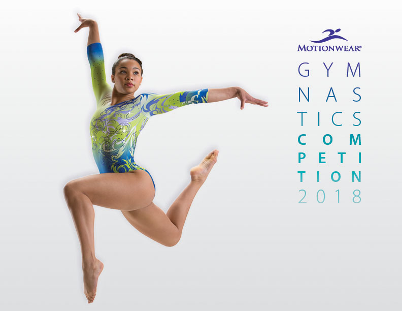 - Project: 2018 Gymnastics Competition CatalogRole: Graphic DesignerCollaborated with: Director of Sales & Marketing, Creative Director, Gymnastics Division Manager and Fabric Development Specialist