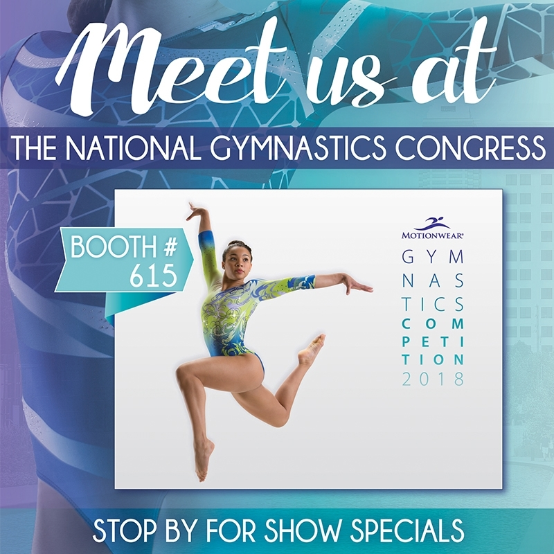 Social Media Concept for National Gymnastics Conference