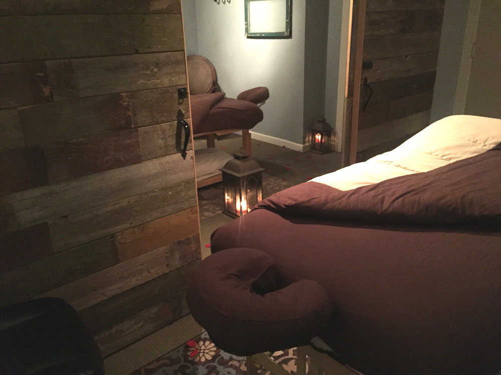 Couples Massage - Day Spa - Relax