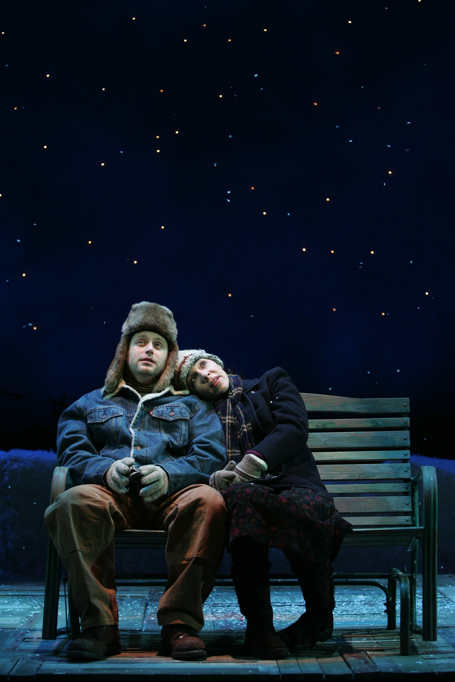 """Almost, Maine"" - premiere production, NYC"