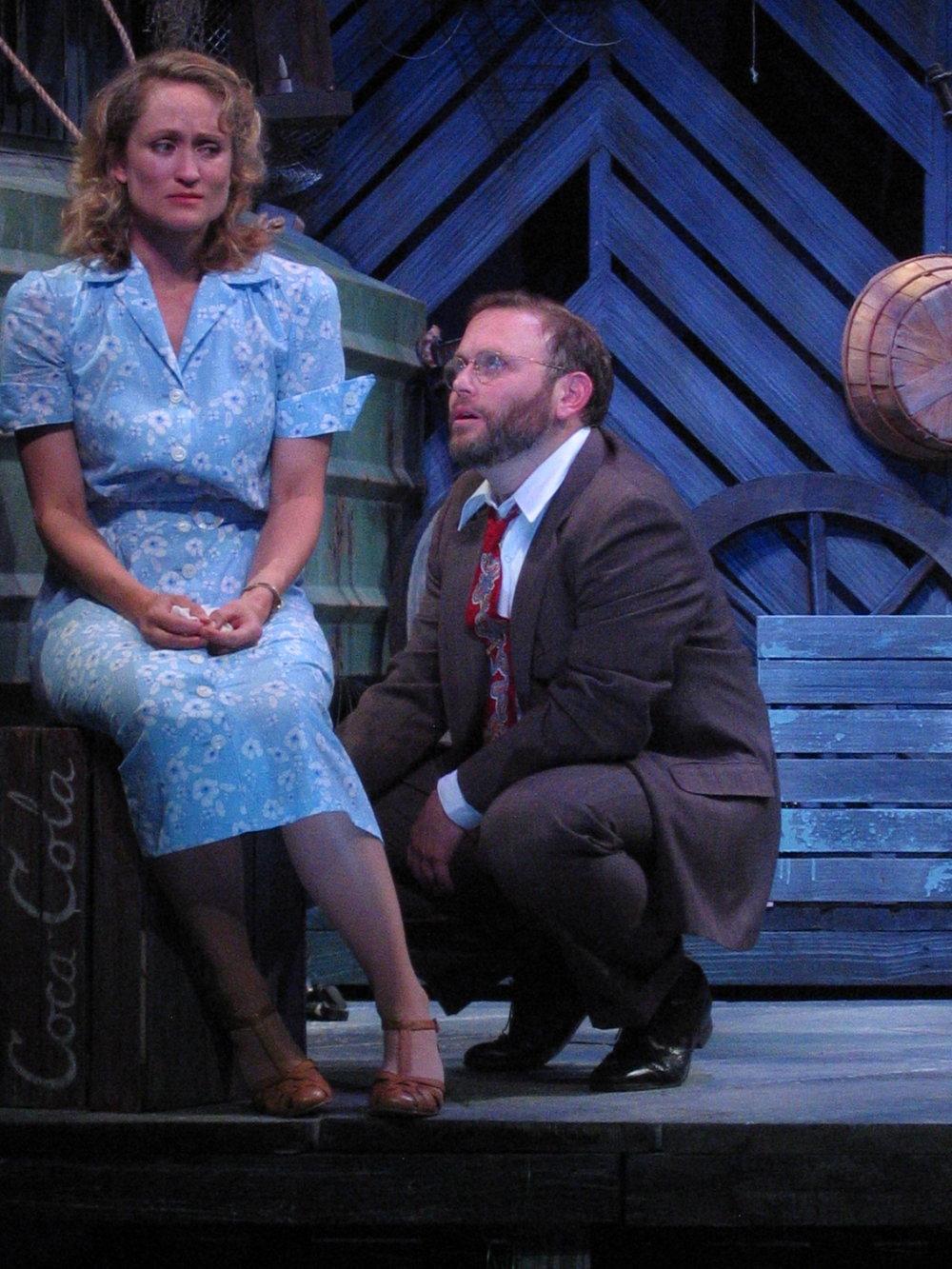 """Tally's Folly""  - Dorset Theatre Festival"