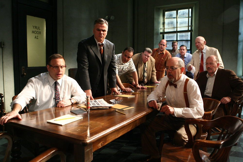 """Twelve Angry Men"" - US National Tour"