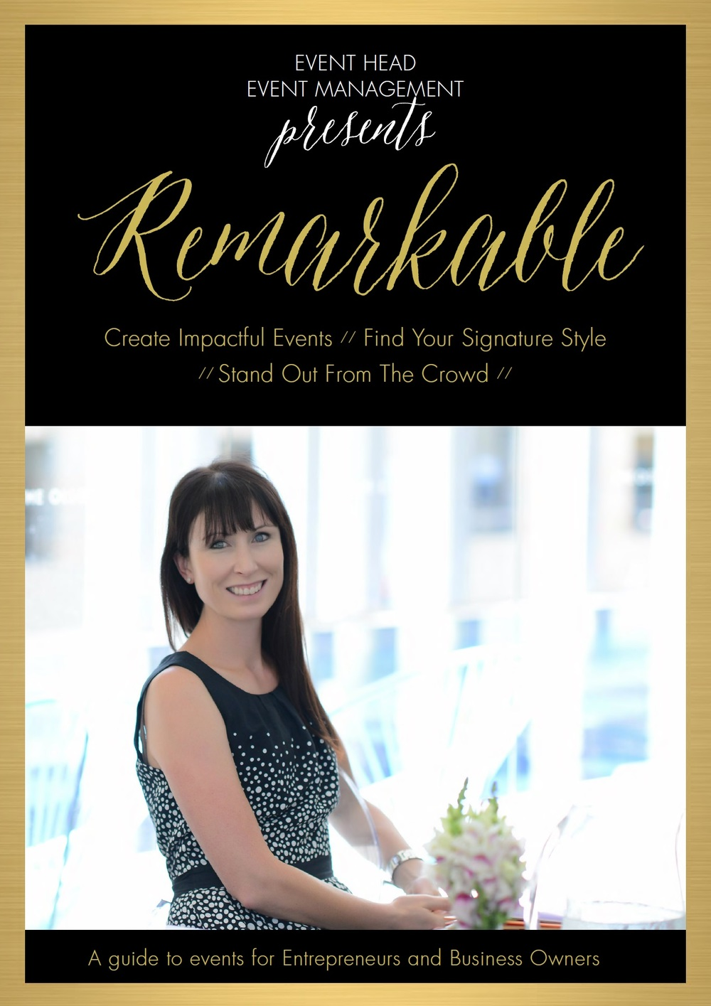 Remarkable free eguide Event Head