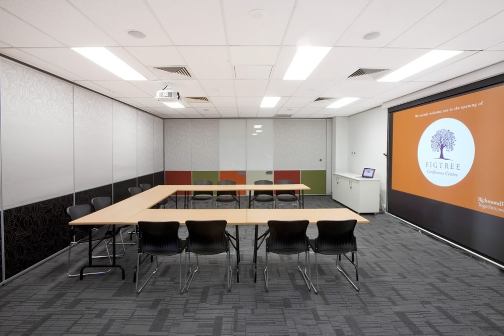 Figtree Conference Centre // Mission Room