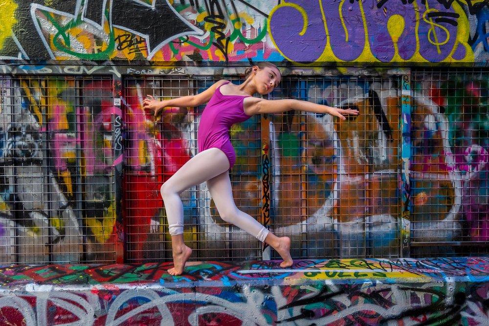 Contemporary Dance Girls Hawthorn