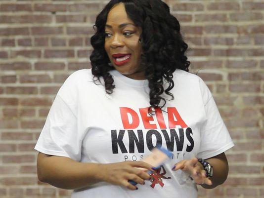 positivelyDeia uses HIV diagnosis to raise awareness