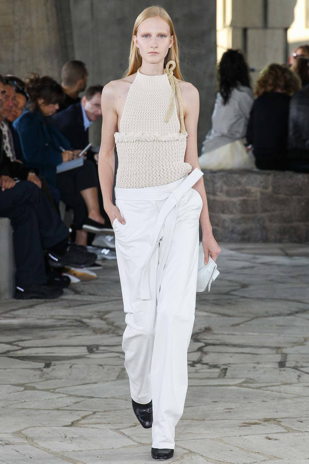 Loewe s/s 2015, look 6. Source: Style.com