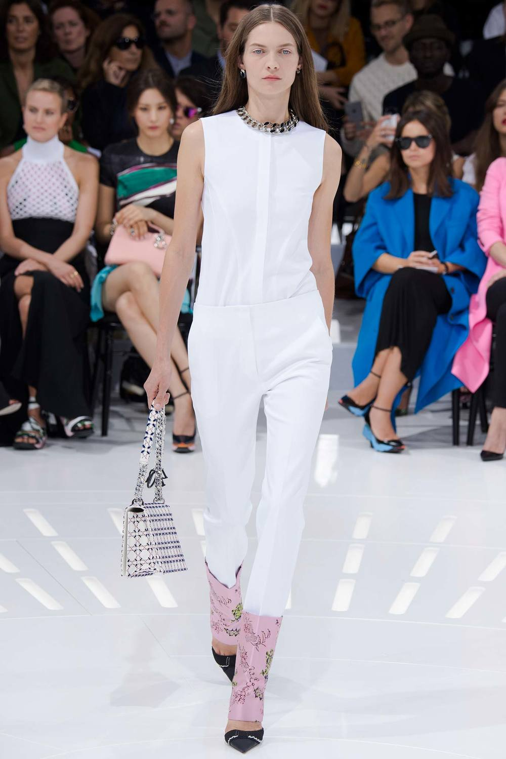 Christian Dior s/s 2015, look 2. Source: Style.com