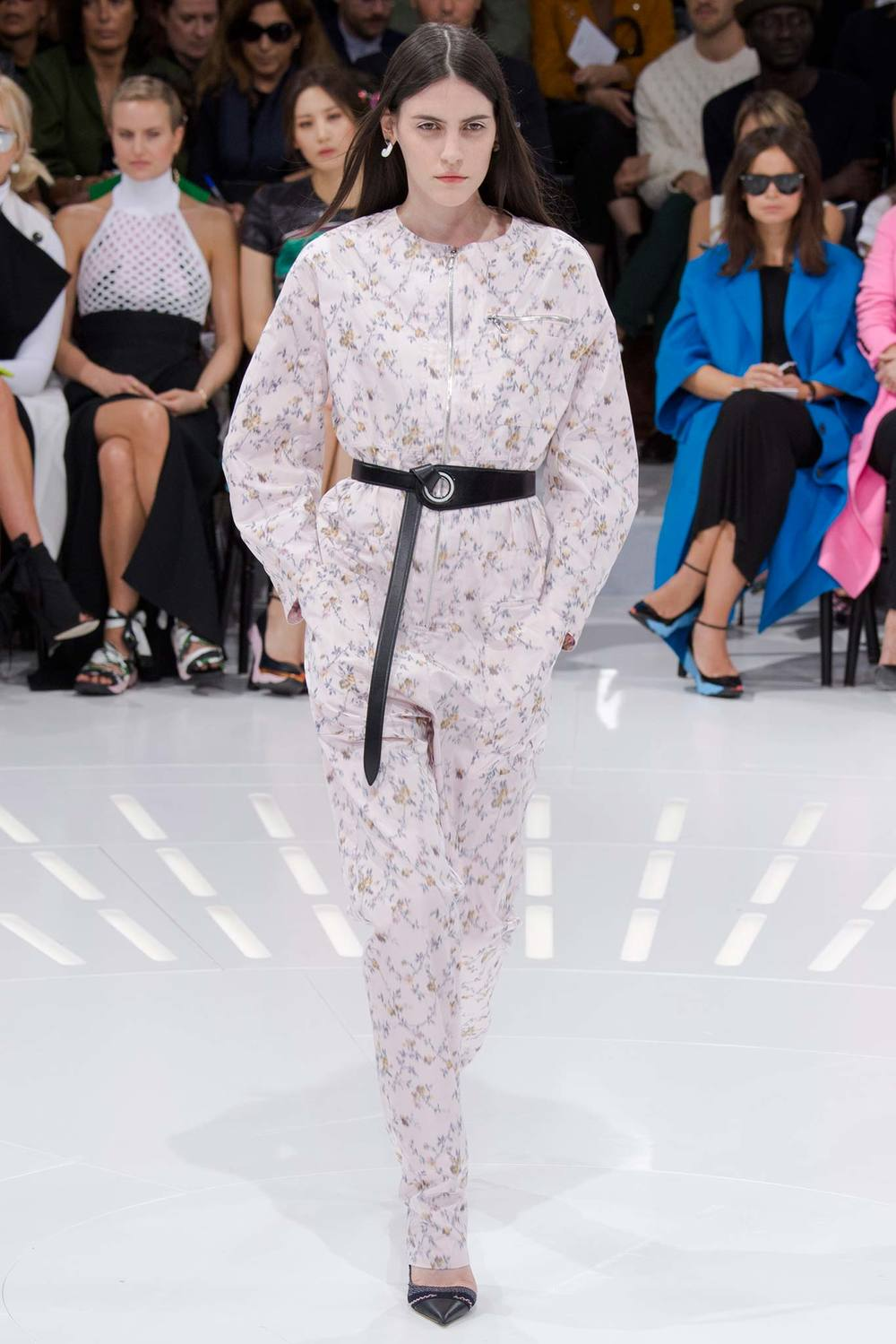 Christian Dior s/s 2015, look 15. Source: Style.com