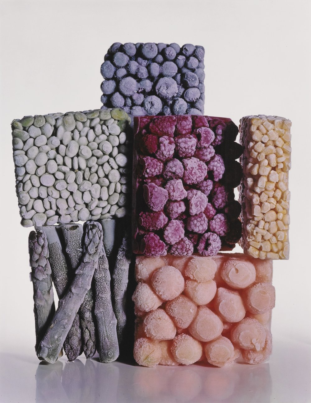 Frozen Foods, New York, 1977 [printed 1984] by Irving Penn, Estimate EUR 70,000 — 90,000