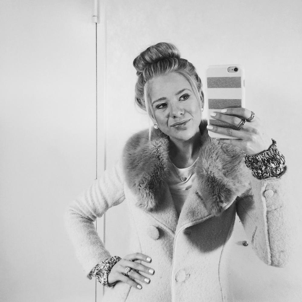 nyc mirror selfie