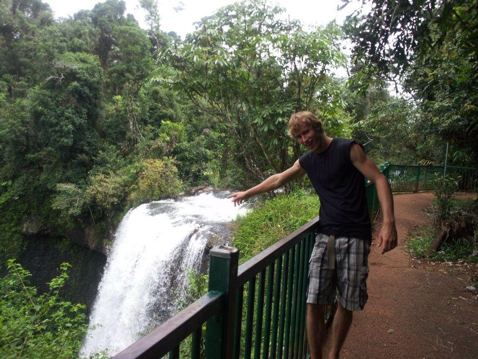Daniel in Australia, 2012