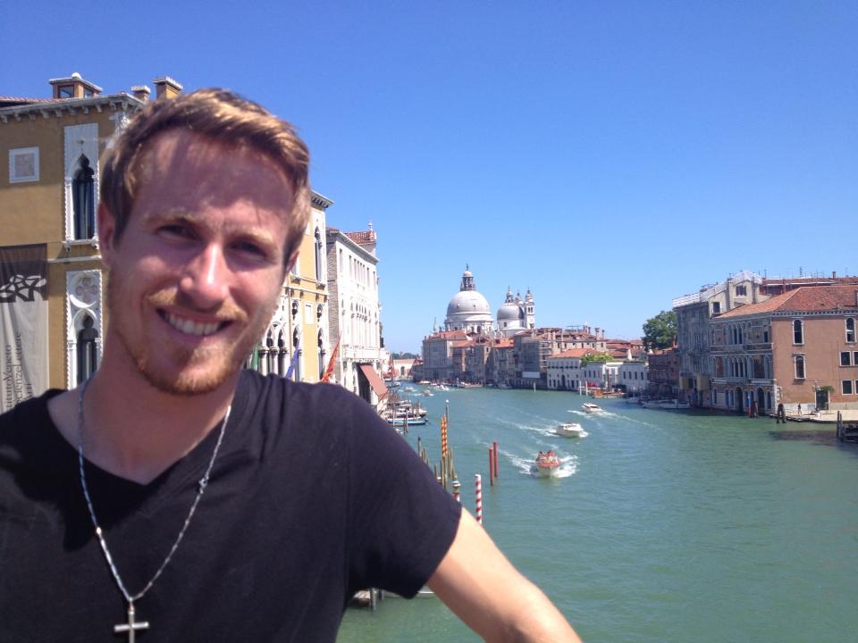 Daniel in Italy, 2013