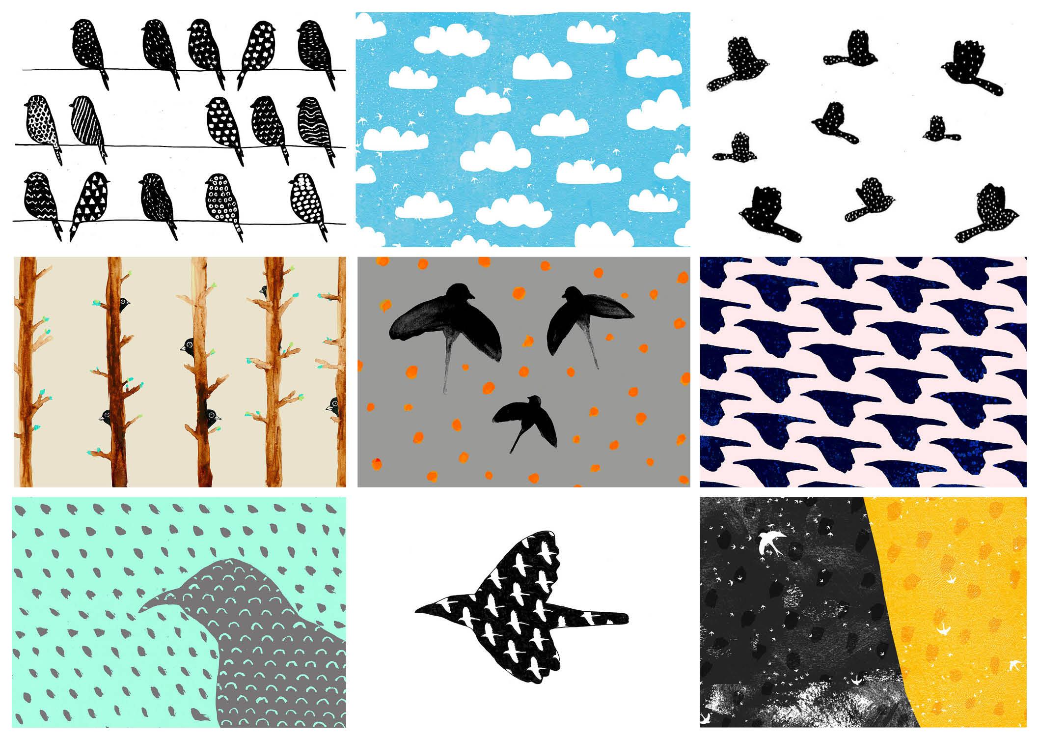 patterns montage 2