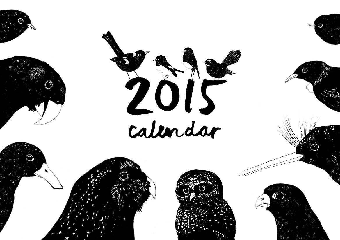 calendar sneak peek