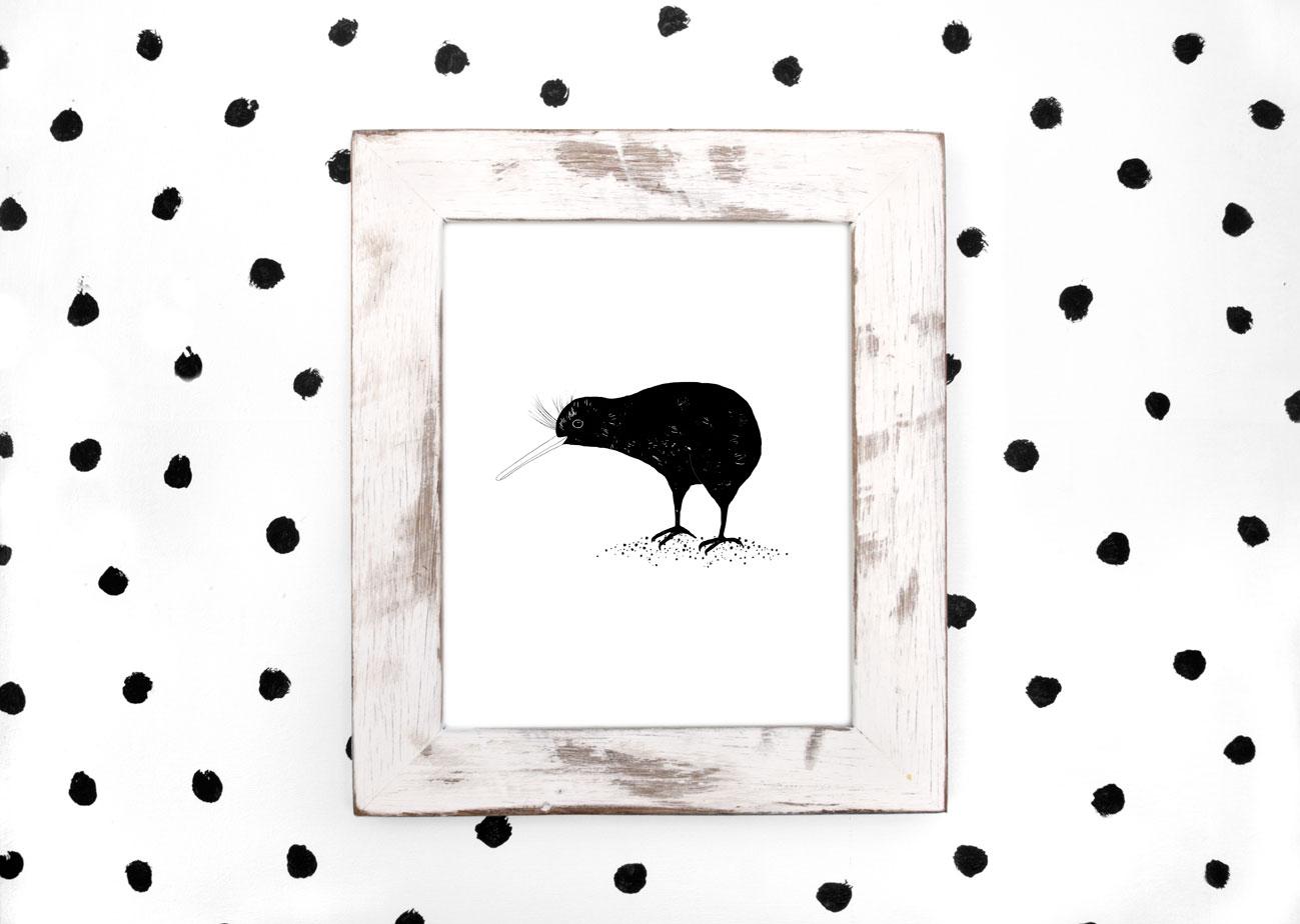 kiwi-in-frame