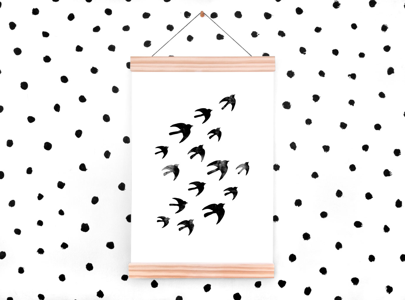 flying-birds-on-hanger