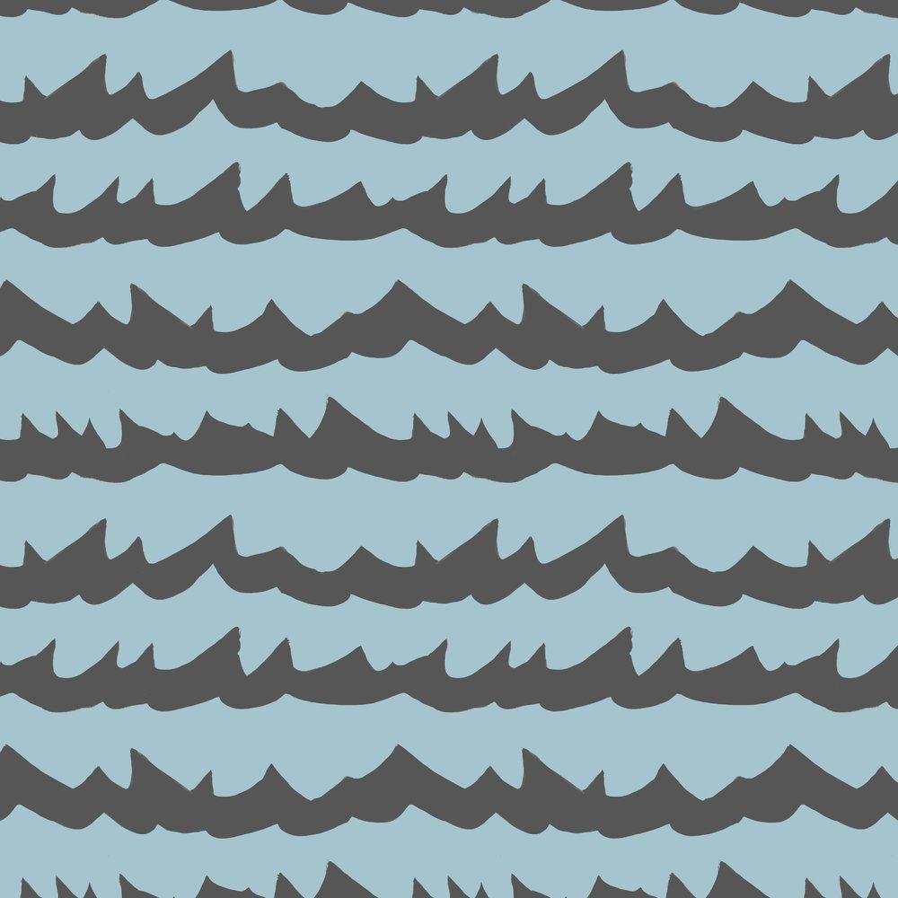 rough seas pattern