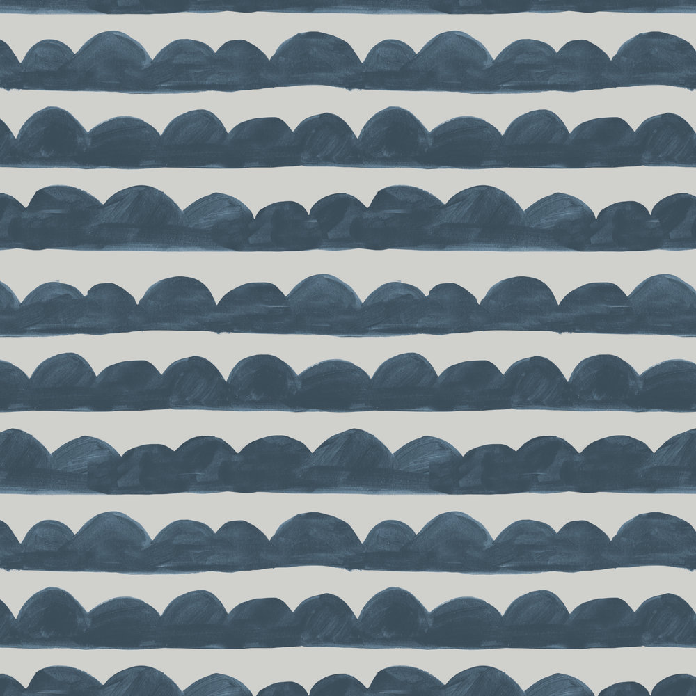 hills pattern