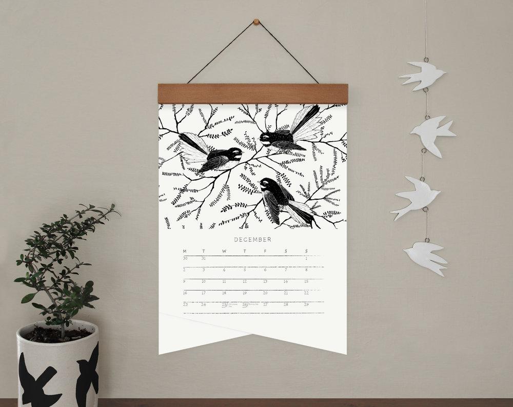 melissa boardman A3 bw calendar wood hanger 13.jpg