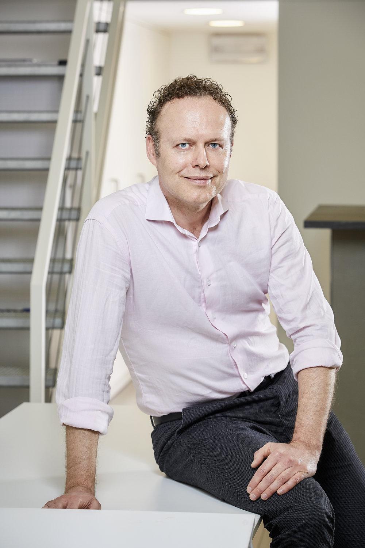Kees Versluis, banking & insurance lead
