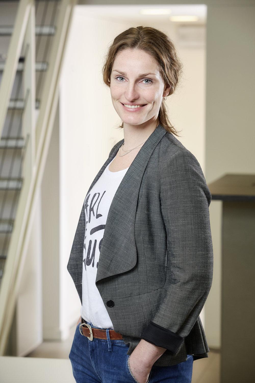 Sanne van Baar, HR en arbeidsmarktcommunicatie
