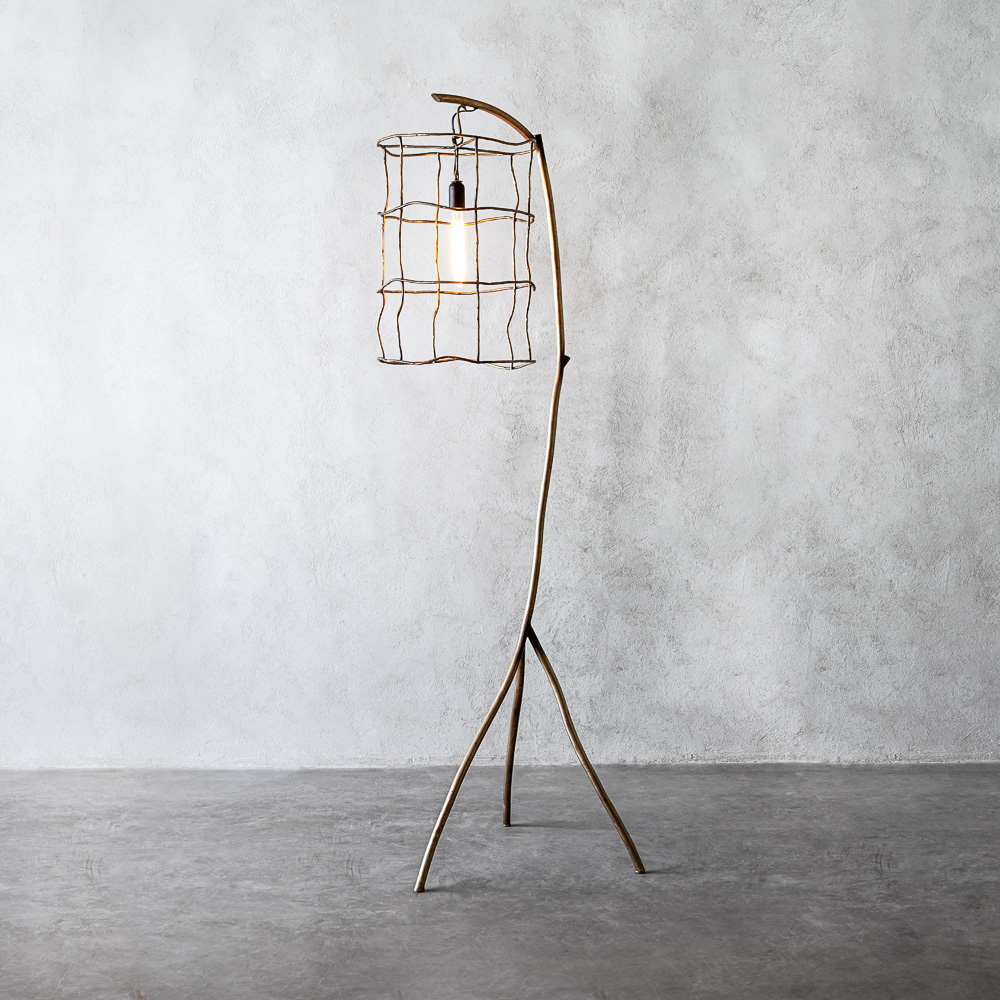 NUVO TWIG FLOOR LAMP