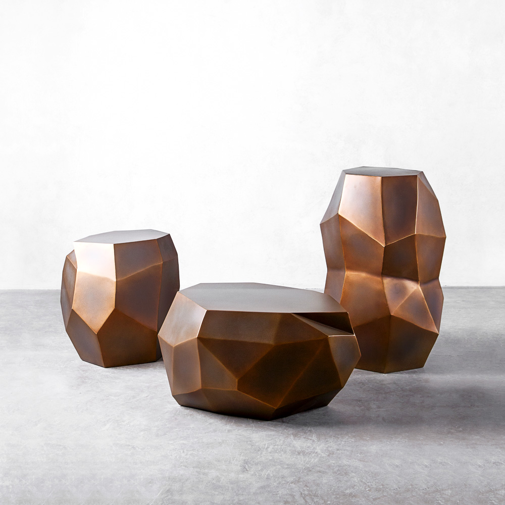 CUBICO SIDE TABLES