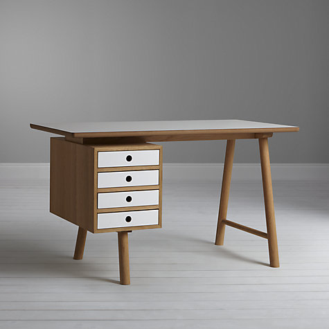 Why Wood Desk by John Lewis