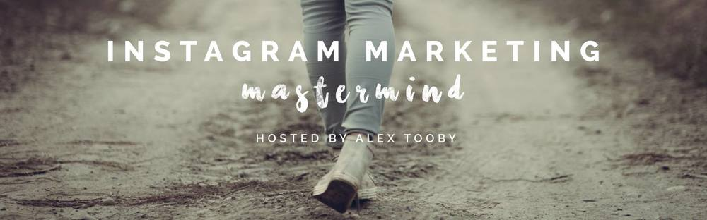 Instagram-Marketing-Mastermind-Alex-Tooby-Facebook-Group