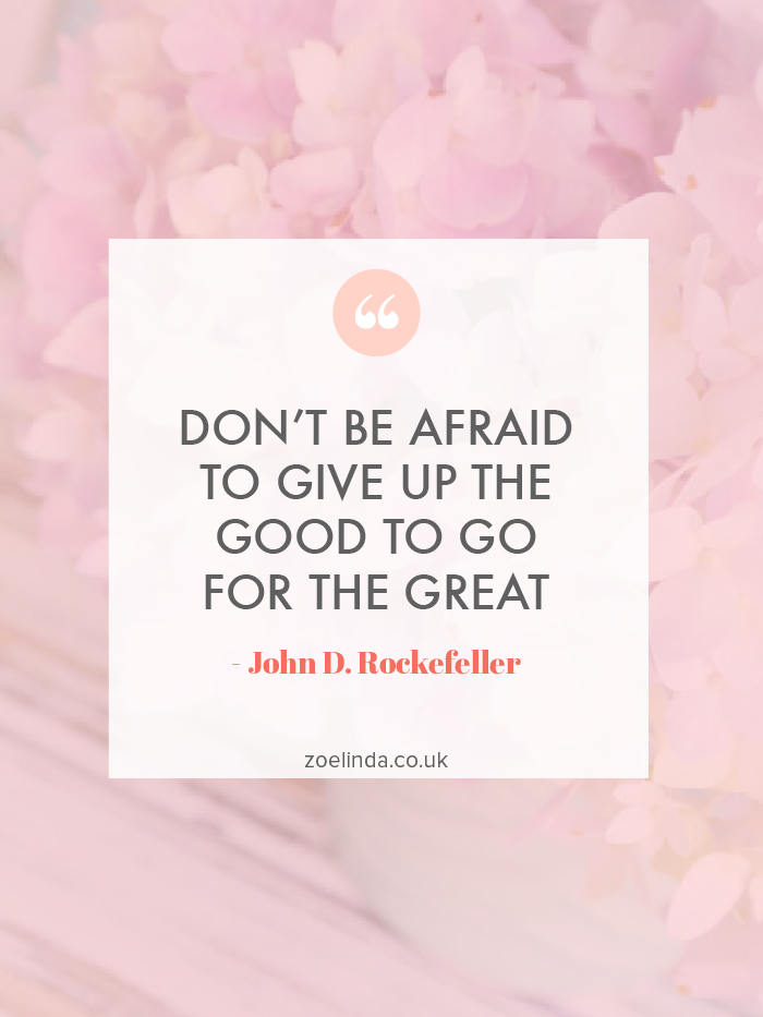 40 Motivational and Inspirational Quotes for Blog and Business Owners | Love this quote! Click through to read 39 more inspirational quotes for bloggers and small business owners!