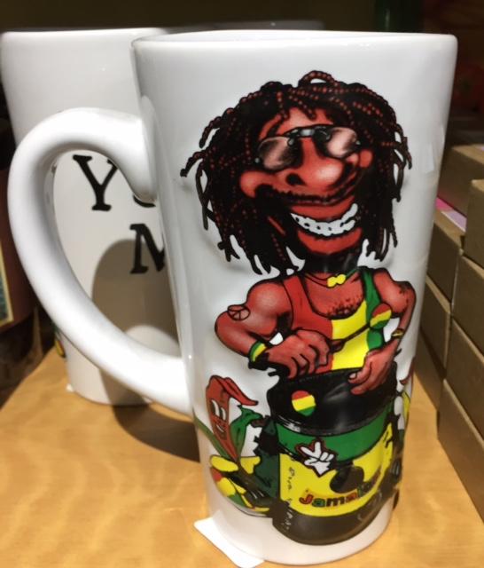 Rasta Mug - $1150 My Jamaica