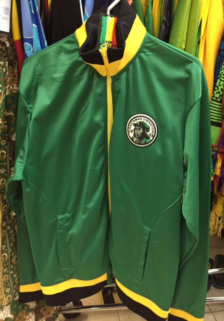 Jamaica Sweatsuit Jacket - $4620 Craft Cottage