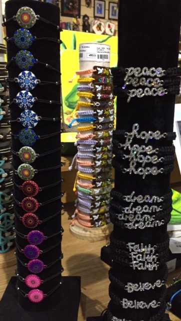 Peace, Love and Venetian Bracelets - $600 - $800 My Jamaica